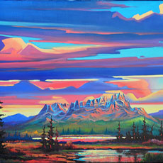 Canadian Painting